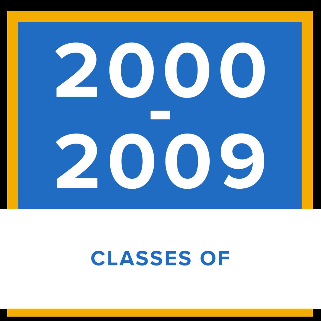 Class of 2000-2009
